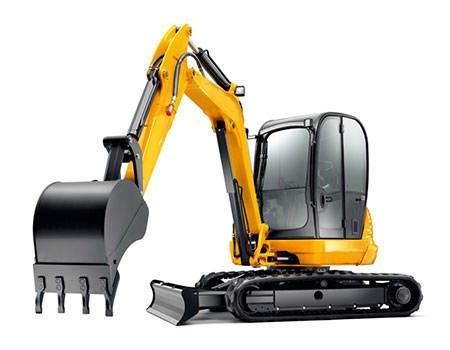 mini/midi excavators